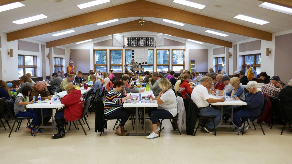 Lions BINGO @ Manitowish Waters Community Center | Manitowish Waters | Wisconsin | United States