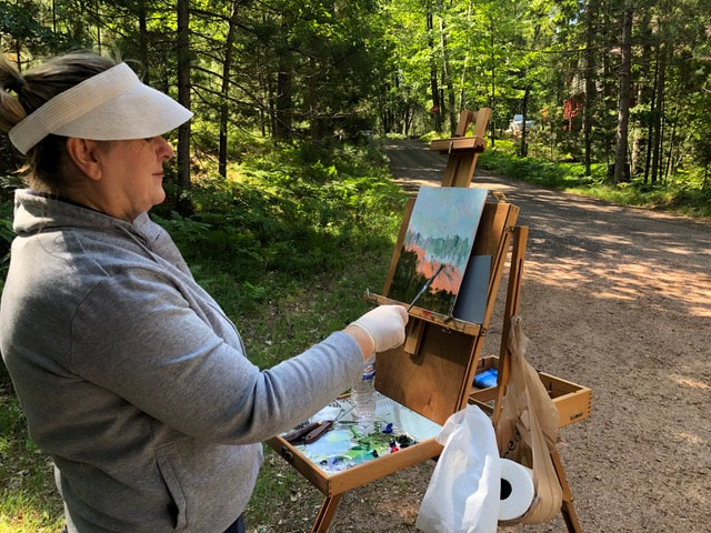 Northwoods-Outdoor-Artist