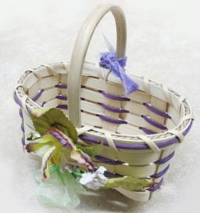 Basket Weaving Class @ Koller Memorial Library | Mercer | Wisconsin | United States