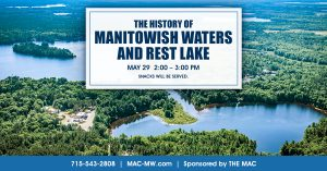 History of Manitowish Waters & Rest Lake @ The MAC   Manitowish Waters   Wisconsin   United States
