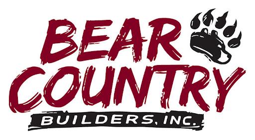 Bear Country Builders Logo